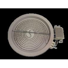 340-5106 Электроконфорка к стеклокерамике D-145/165мм 1200W Indesit, C00139035