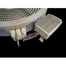 340-5108 Электроконфорка для стеклокерамики D=165/180мм HI LI 1400W Indesit, C00259729