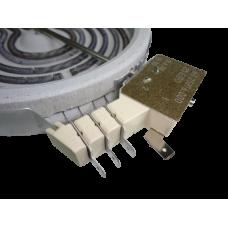 340-5110 Электроконфорка для стеклокерамики D=145/160mm 1200W (EGO)Indesit Ariston, C00139052