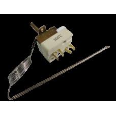 342-0115  Терморегулятор 300гр 250V 16A, L-0,7m