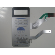 270-2054 Сенсорная панель SAMSUNG DE34-00115F G2739NR (серебристая)