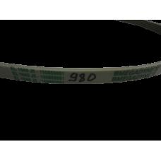233-1005 Ремень 1040J5 (980мм-реальный размер) EL MEGADYNE WN248 , BLJ053UN