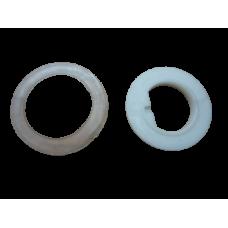 248-0027 Прокладка шнека BOSCH комплект (пластик+силикон)